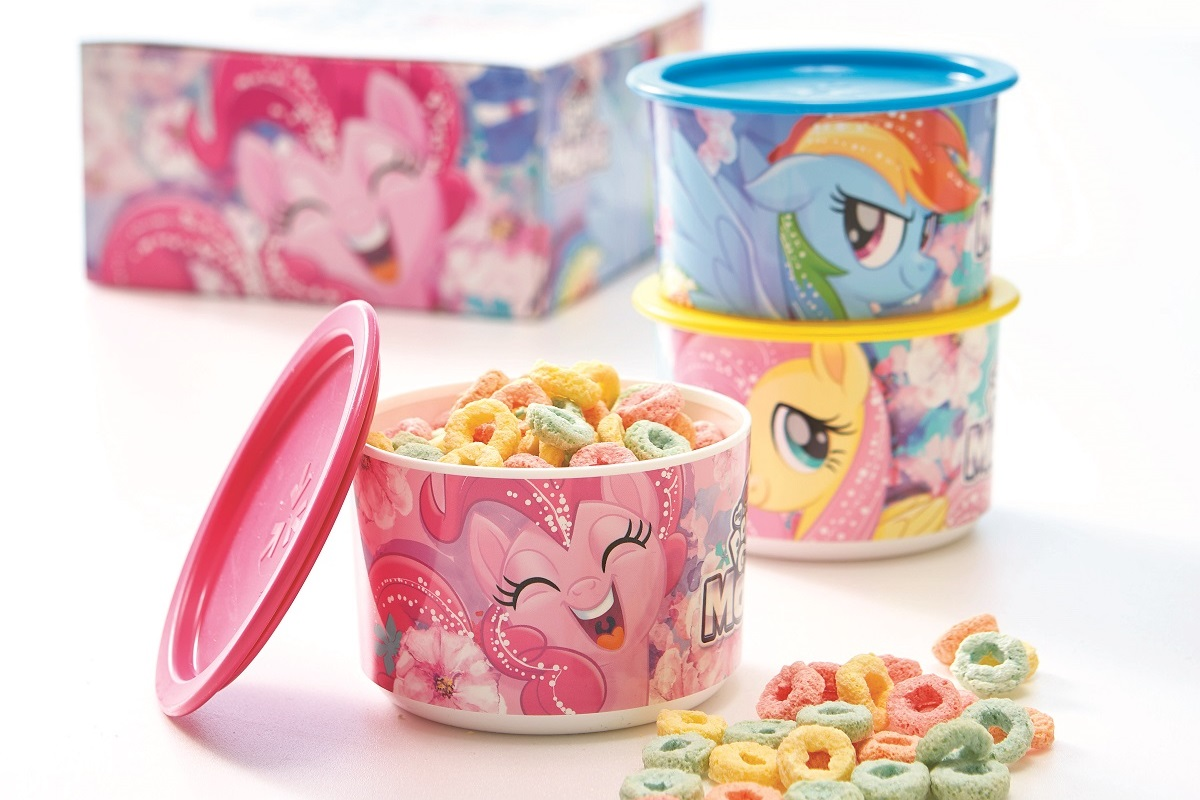 My Little Pony Canister, Promo Feb 2018